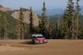 Картинка лес, горы, Ford, Fiesta, Rallycross