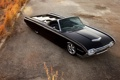 Картинка родстер, classic car, форд тандербёрд, Ford Thunderbird