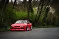 Картинка red, Silvia, Nissan, ниссан, front, сильвия, S13