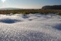 Картинка зима, солнце, снег, фото, утро, обои для рабочего стола, зимние обои