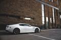 Картинка Aston Martin, DBS, white