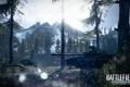 Картинка лес, premium, горы, Battlefield 3, танки, armored kill
