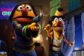 Картинка fan art, Sesame Street, Bert, Ernie, Ernest