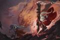 Картинка Art, Female, Male, Pixiv Fantasia, Quaanqin, Pixiv Fantasia New World