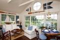 Картинка дизайн, дом, стиль, вилла, интерьер, жилая комната, sailboat cottages at cabot cove