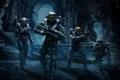 Картинка команда, спартанцы, Halo 5: Guardians, мастер Чиф