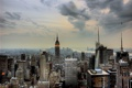 Картинка город, empire state building, new york