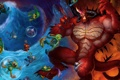 Картинка Warcraft, Blizzard, diablo, Heroes of the Storm, moba, Murky, Baby Murloc