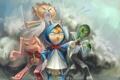 Картинка оружие, настроение, злость, Bleach, Блич, art, плюшевые игрушки
