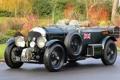 Картинка ретро, Bentley, Бентли, кусты, передок, бентли, 1926