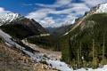 Картинка пейзаж, горы, природа, парк, США, North Cascades
