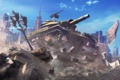 Картинка WoT, World of Tanks, Мир Танков, Wargaming Net, Т49
