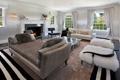 Картинка фото, диван, интерьер, мех, камин, гостиная