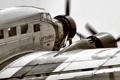Картинка самолёт, пассажирский, военно-транспортный, немецкий, Junkers, трёхмоторный, Ju-52