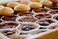 Картинка еда, формы, выпечка, кексы, маффины
