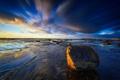 Картинка пейзаж, небо, море
