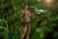 Картинка девушка, Tomb Raider, лара крофт, томб райдер