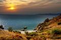 Картинка море, пляж, небо, himmel, menschen, людишки портящие вид, strand