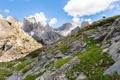 Картинка горы, природа, камни, скалы