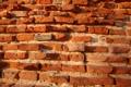 Картинка light, wall, pattern, shadows, worn-out bricks