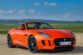 Картинка небо, Jaguar, ягуар, автомобиль, красивый, F-Type, V8 S