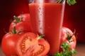 Картинка томатный сок, помидоры, томаты, стакан, петрушка