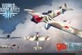 Картинка истребитель, СССР, самолёт, рендер, Wargaming.net, World of Warplanes, WoWp