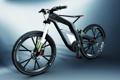 Картинка велосипед, гибридный, карбоновый, двухколесное транспортное средство, Audi e-Bike