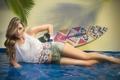 Картинка вода, модель, Isadora Vilarim