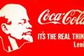 Картинка плакат, coca cola, ленин