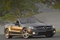 Картинка Mercedes, фото, авто, тачки, мерседесы, Benz SL550 Night Edition