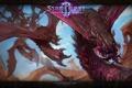 Картинка StarCraft 2, Зерги, Муталиск, Heart of the Swarm