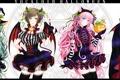 Картинка девушки, праздник, аниме, арт, парень, vocaloid, hatsune miku