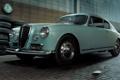 Картинка часы, гараж, шины, классика, передок, туфля, Lancia