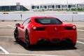 Картинка Ferrari, red, 458, Las Vegas, Nevada, Italia, Motor Speedway