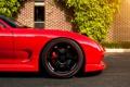 Картинка red, Mazda, диск, блик, красная, мазда, RX-7