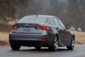 Картинка Lexus, автомобиль, седан, задок, IS 350