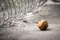 Картинка сетка, мяч, спорт