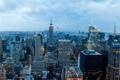 Картинка city, город, Нью-Йорк, USA, США, New York