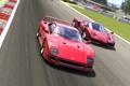 Картинка cars, and, Ferrari, F40, авто, тачки, Enzo