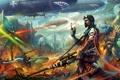 Картинка арт, Наёмники, Mercenaries