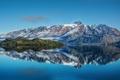 Картинка Новая Зеландия, горы, Otago, озеро, Glenorchy