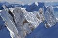 Картинка фото, зимние обои, горы, пейзажи, снег, зима, вершины