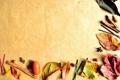Картинка листья, корица, бадьян, барбарис