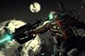 Картинка moon, robot, war, helmet