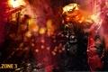 Картинка солдат, оружие, маска, Killzone 3