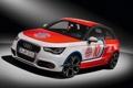 Картинка гонки, экстрим, Audi A1
