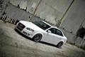 Картинка car, машина, silver, Audi A4
