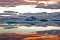 Картинка лёд, небо, пейзаж, море