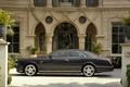 Картинка машины, здание, Bentley, Brooklands